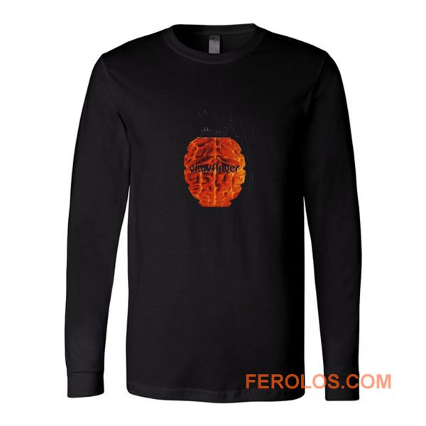 Use Your Brains Clawfinger Metal Band Long Sleeve