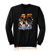 Vintage 90s Orlando Magic Sweatshirt