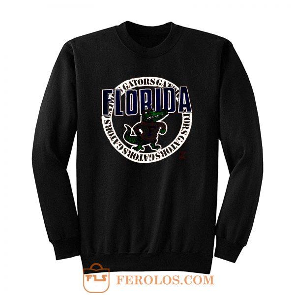 Vintage Florida Gators Single Stitch Jerzees Sweatshirt