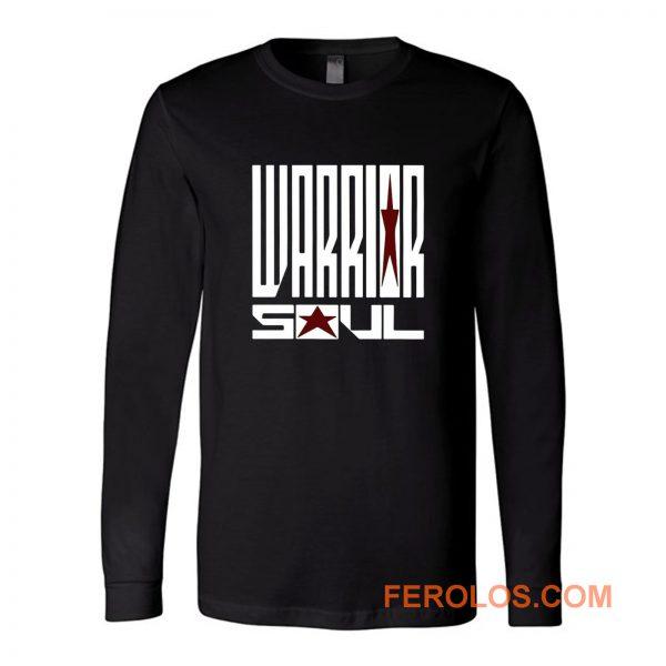 Warrior Soul Stars Long Sleeve