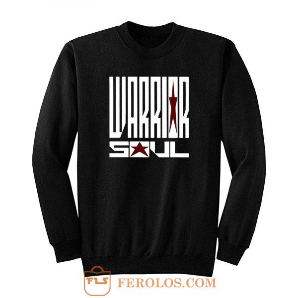 Warrior Soul Stars Sweatshirt