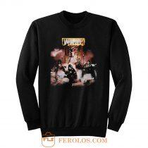 Wasp Metal Rock Band Sweatshirt