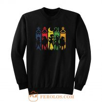 We Are The Sailor Moon Sweatshirt