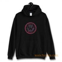 Weezer Logo Retro Rock Music Hoodie