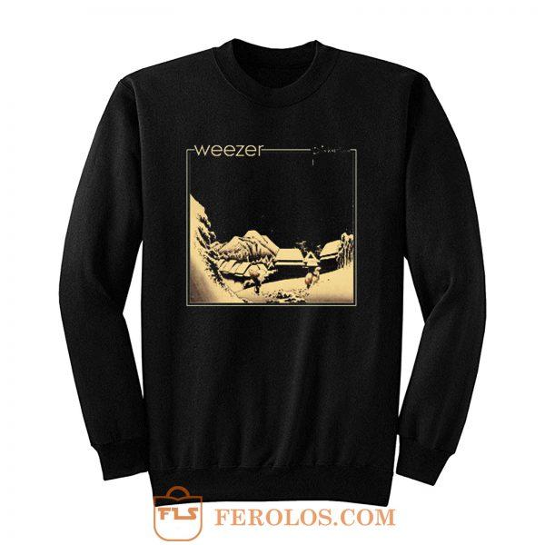 Weezer Pinkerton Classic Retro Music Sweatshirt