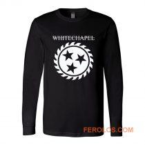 Whitechapel Deathcore Band Long Sleeve