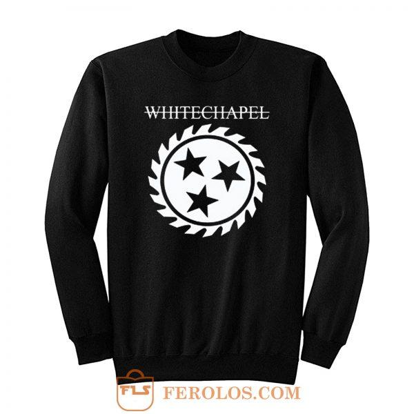 Whitechapel Deathcore Band Sweatshirt