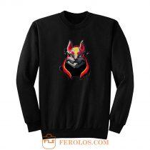 Wolf Head Fortnite Games Sweatshirt