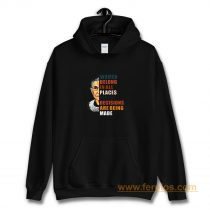 Women Belong In All Places Hoodie