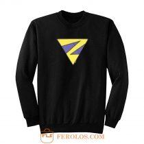 Wonder Twins Zan Symbol Dc Comics Sweatshirt