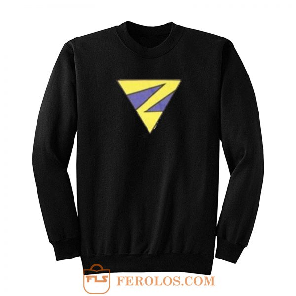 Wonder Twins Zan Symbol Dc Comics Sweatshirt