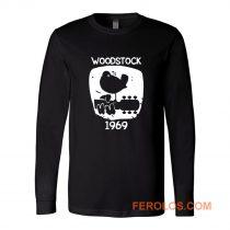 Woodstock 1969 Vintage Long Sleeve