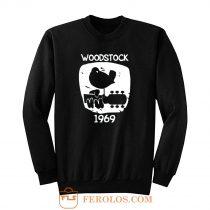 Woodstock 1969 Vintage Sweatshirt