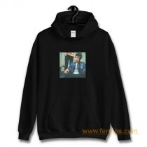 Young Bob Dylan Hoodie