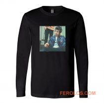 Young Bob Dylan Long Sleeve