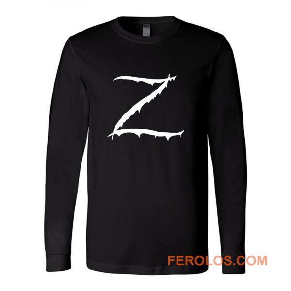 Z Logo Zorro Classic Vintage Long Sleeve