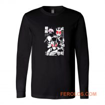 Zero One Kamen Rider Retro Long Sleeve