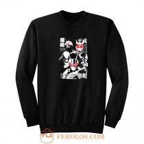 Zero One Kamen Rider Retro Sweatshirt