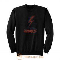 Ziggy Stardust David Bowie Sweatshirt