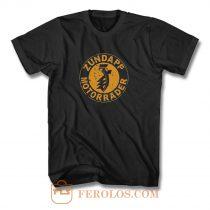 Zundapp Motorrader T Shirt