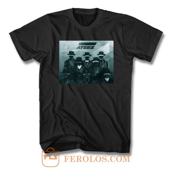 ATEEZ 2020 T Shirt