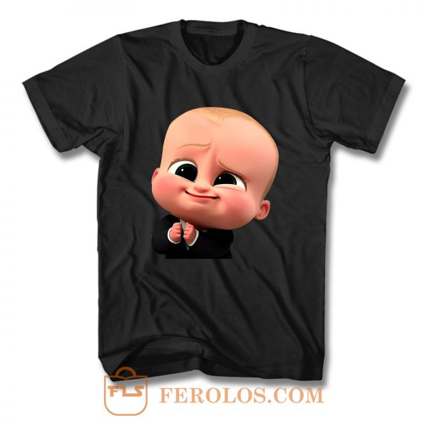 Boss Baby Cute T Shirt