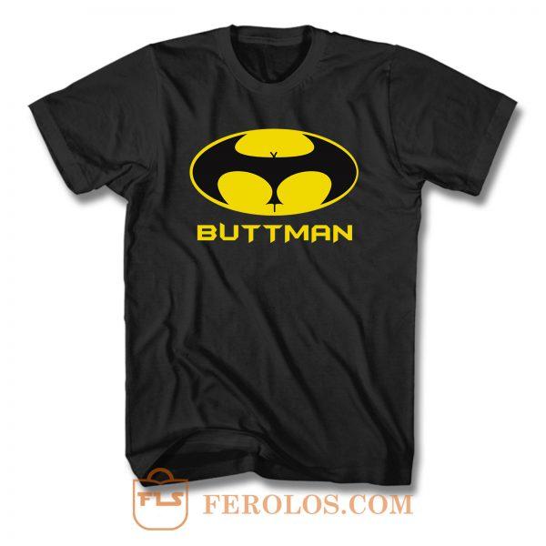 Buttman Parody T Shirt