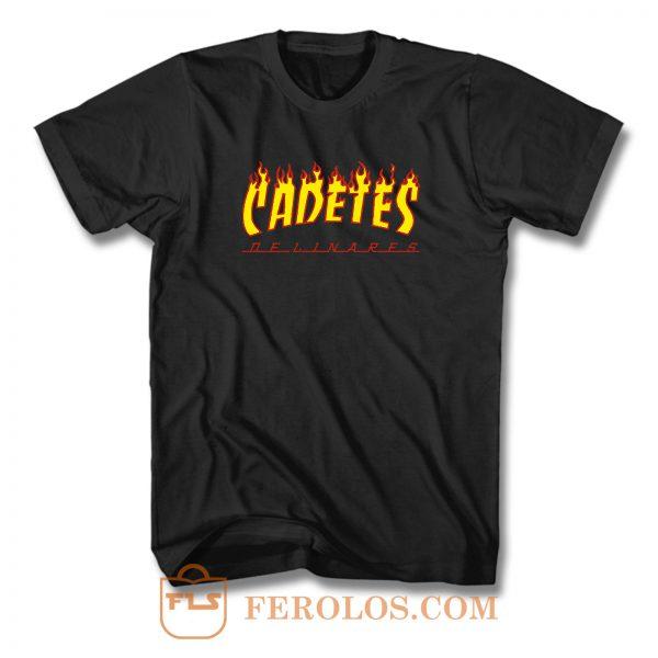Cadetes De Linares T Shirt