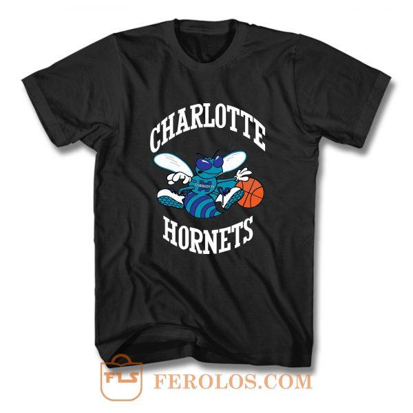 Charlotte Hornets Basketball T Shirt