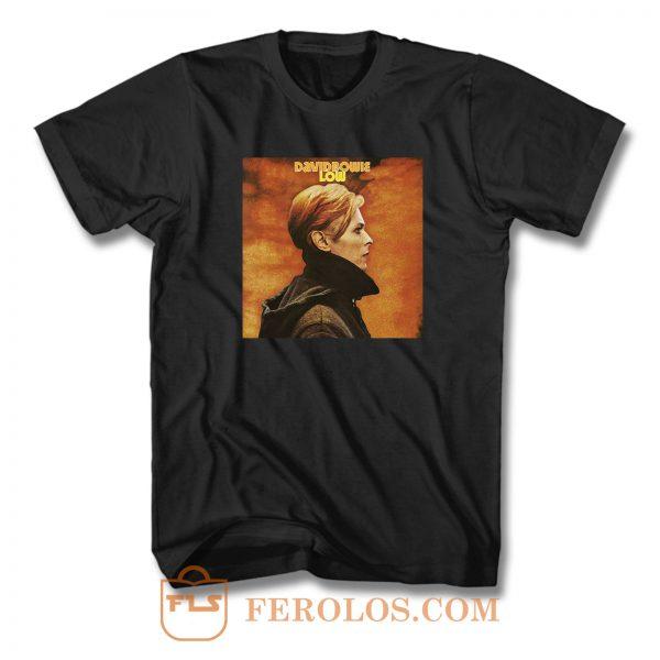 David Bowie Art T Shirt