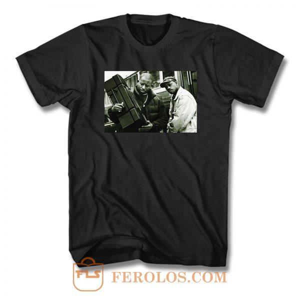 Dj Premier Gang Starr Music T Shirt
