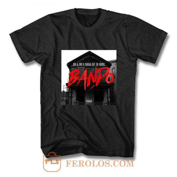 Don Q Bando Cover T Shirt