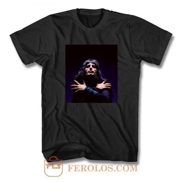 Frases De Freddie Mercury T Shirt
