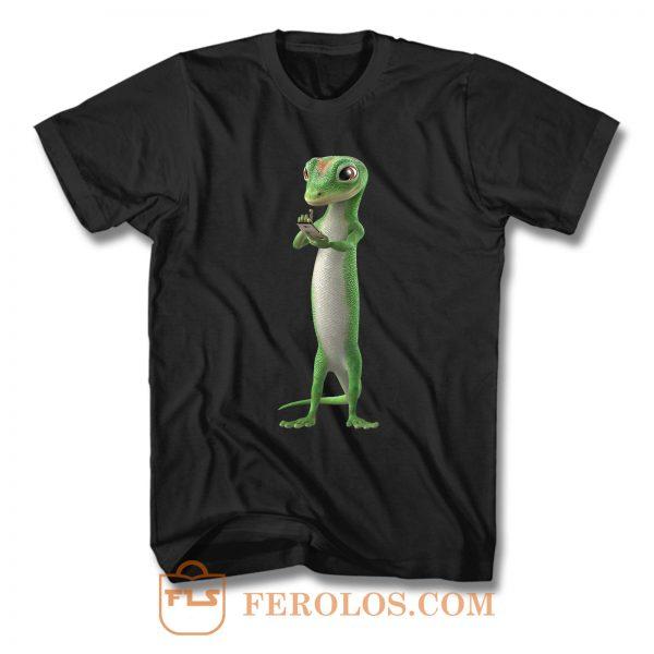 Geico Gecko T Shirt