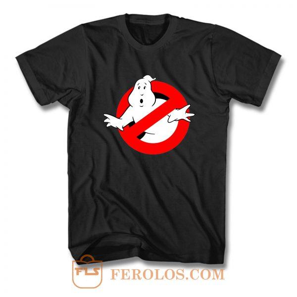 Ghostbuster Logo T Shirt