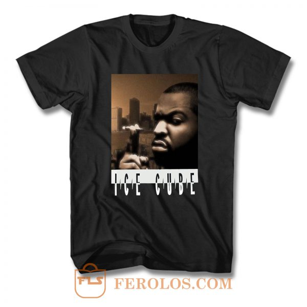 Ice Cube Moke Cigar T Shirt