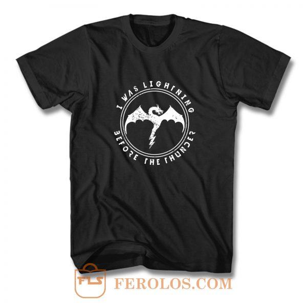 Imagine Dragons Thunder T Shirt