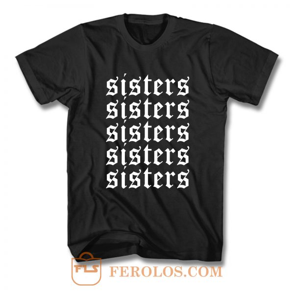James Charles Sisters T Shirt