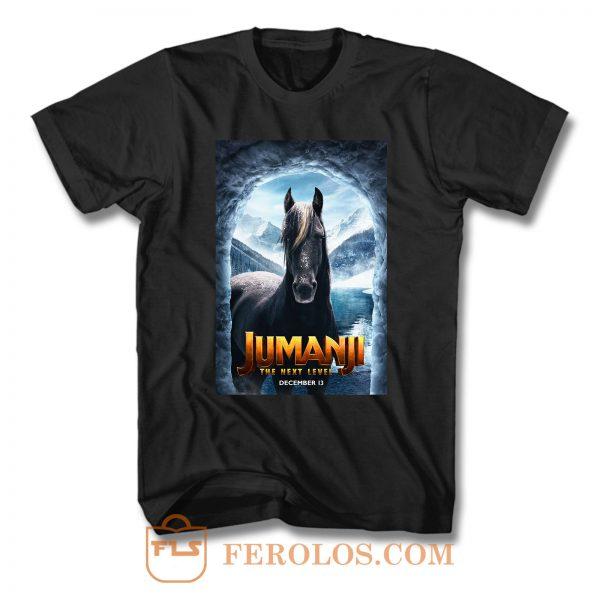 Jumanji The Next Level Cyclone T Shirt