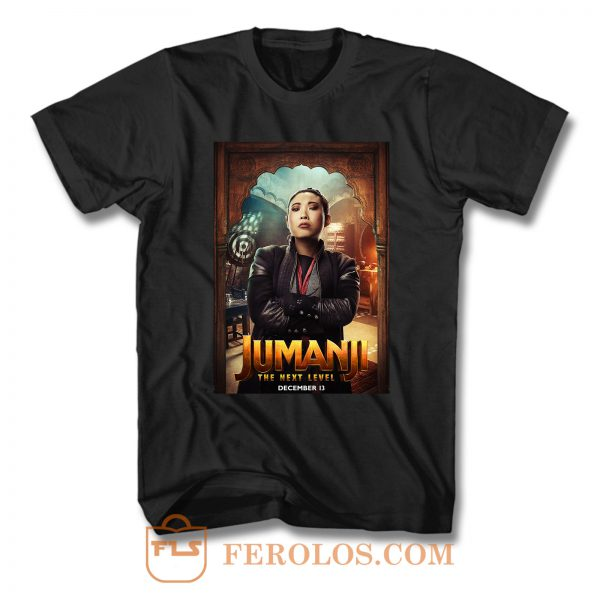 Jumanji The Next Level Ming Fleetfoot T Shirt