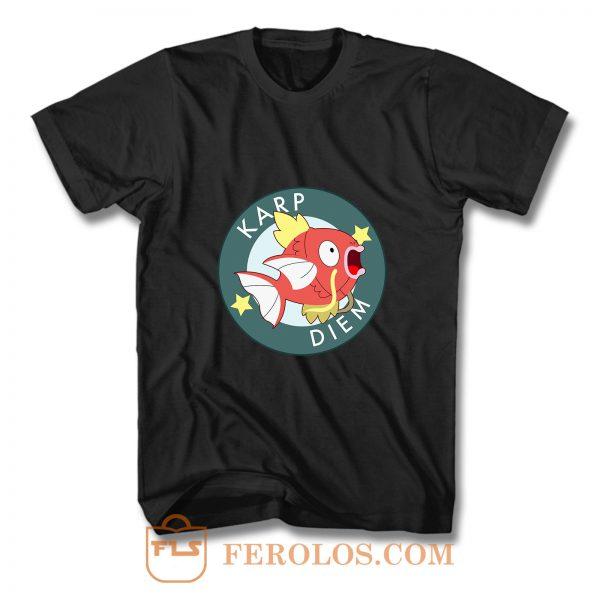 Karp Diem Pokemon Logo T Shirt