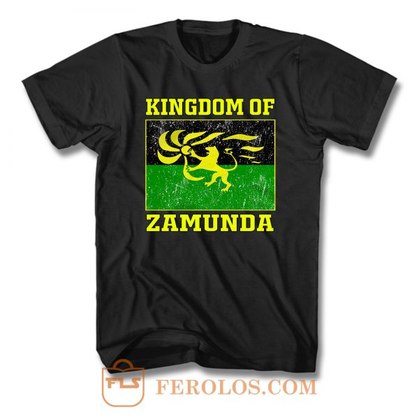 Kingdom Of Zamunda T Shirt