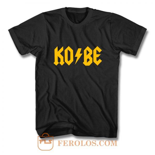 Kobe Art Logo T Shirt