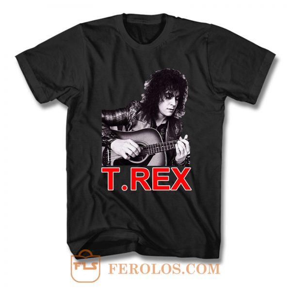 Marc Bolan T Rex T Shirt
