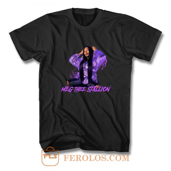 Megan Thee Stallion T Shirt