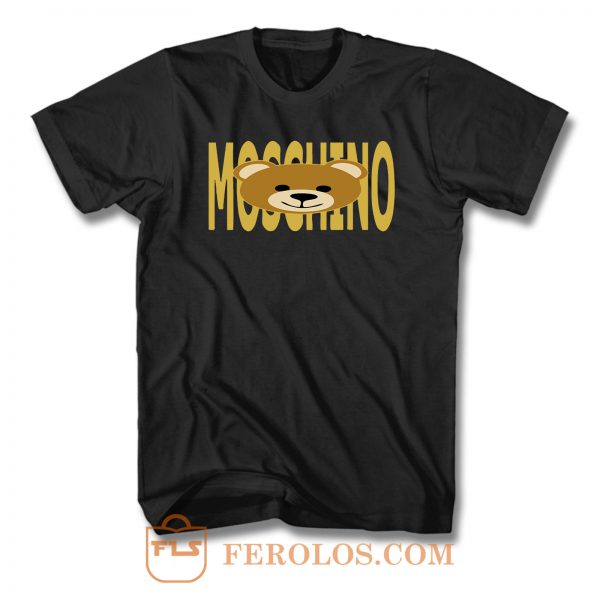 Moschino Bear T Shirt