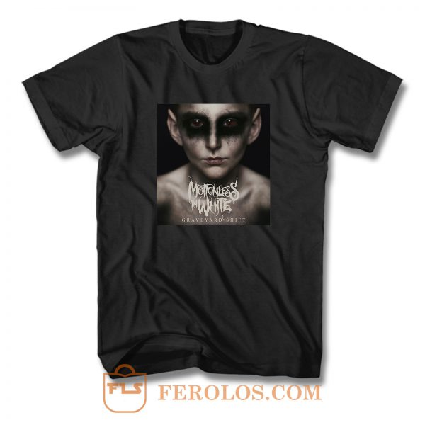Motionless In White Disguise T Shirt