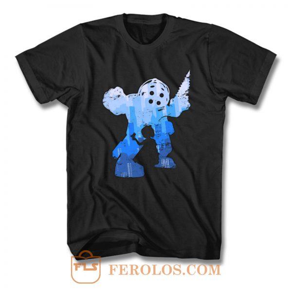 Mr Bubbles Bioshock F T Shirt