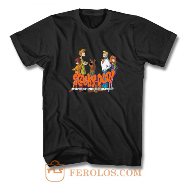 Mystery Incorporated Scoby Doo T Shirt