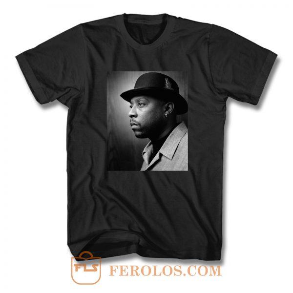 Nate Dogg Rapper T Shirt